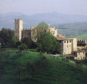 Our home...Castle di Montalto