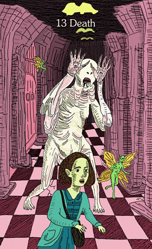 13 - Death - Pan's Labyrinth