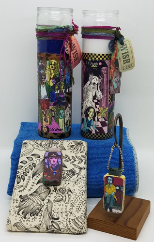 Video Tarot Talismans and Candles